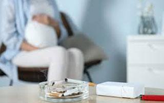 اعتیاد در دوران بارداری